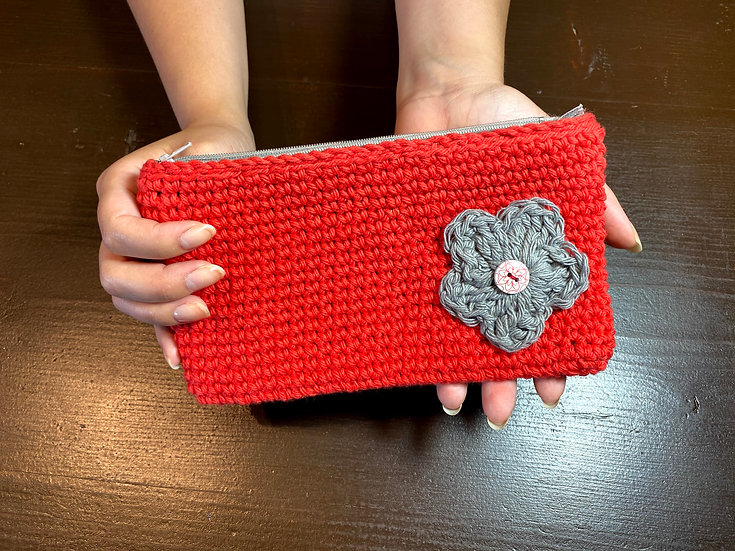 Makeup Pouch Rouge
