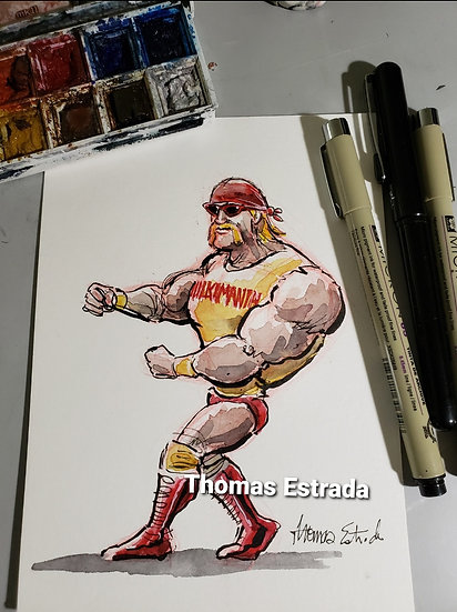 ORIGINAL 5x7 Hogan