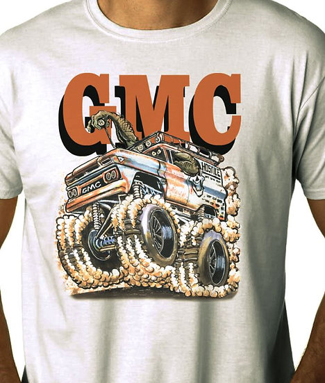 GMC Panel Truck Tee