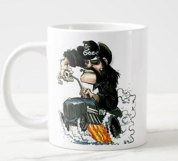 LARGE 15oz. Ace of Speed Lemmy Mug