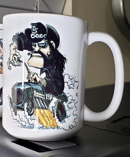 """LARGE 15oz. Mug """"Ace of Speed"""""""
