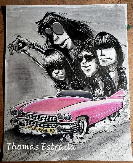 Ramone Fink Print