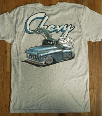 Chevy Truck Tee