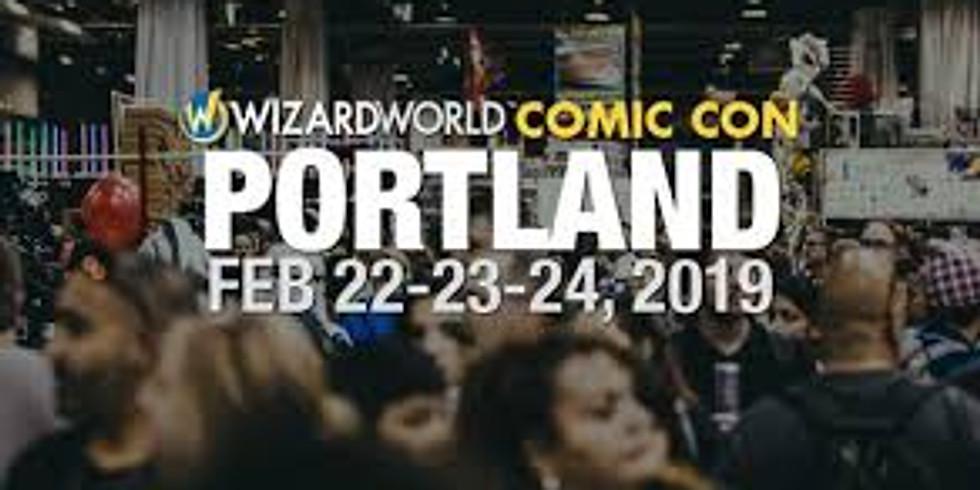 Wizard World Portland 2019
