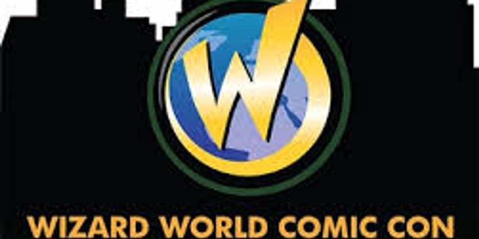 Wizard World Madison