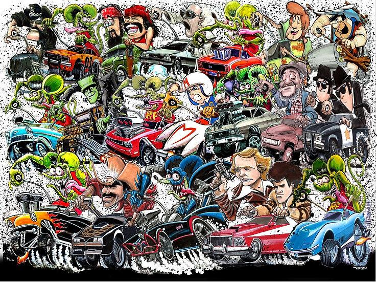 Grand Prix VOL.1 Poster