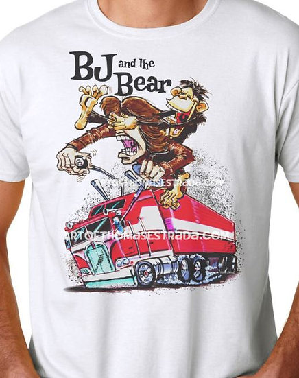 Bj and the Bear Tee