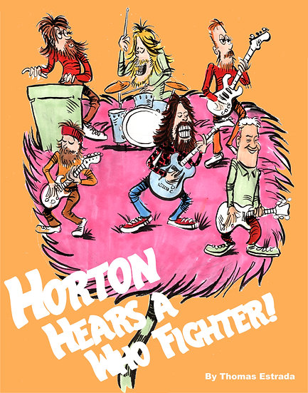 Horton Hears a Who Fighter