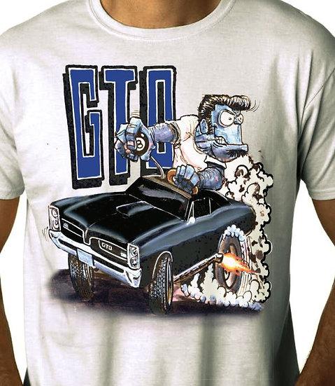 Black GTO Tee