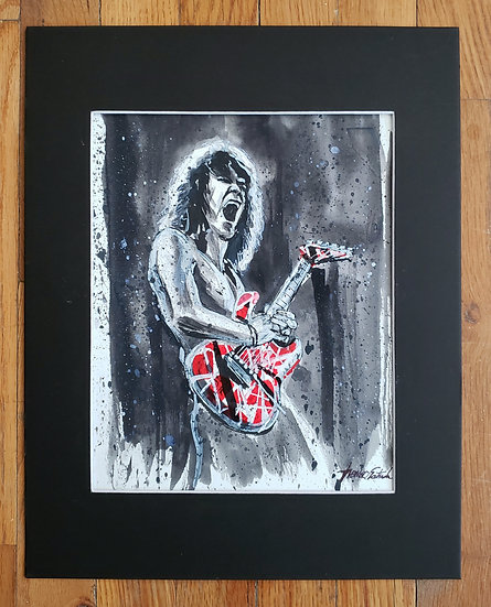 """Edward"" 8x10 ORIGINAL Painting"