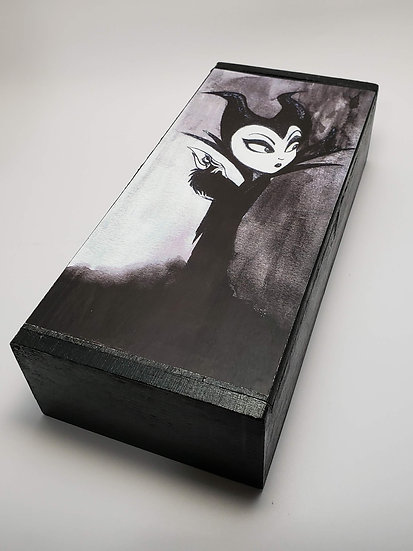 Maleficent Trinket Box