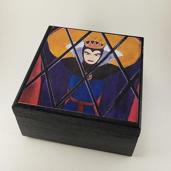 Evil Queen Trinket Box