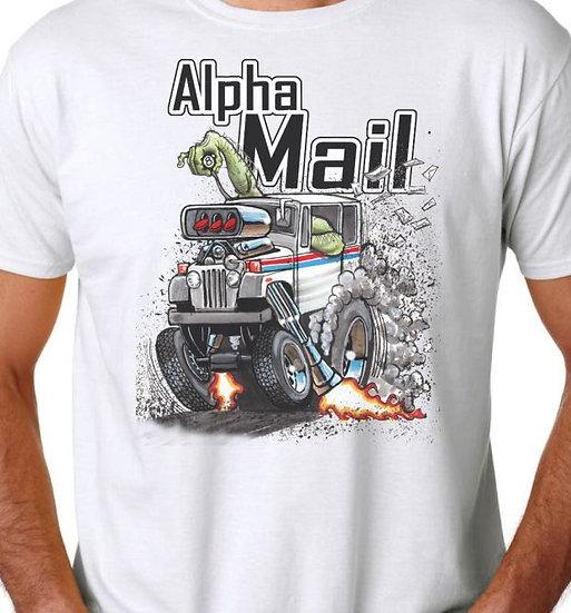 Alpha Mail Tee