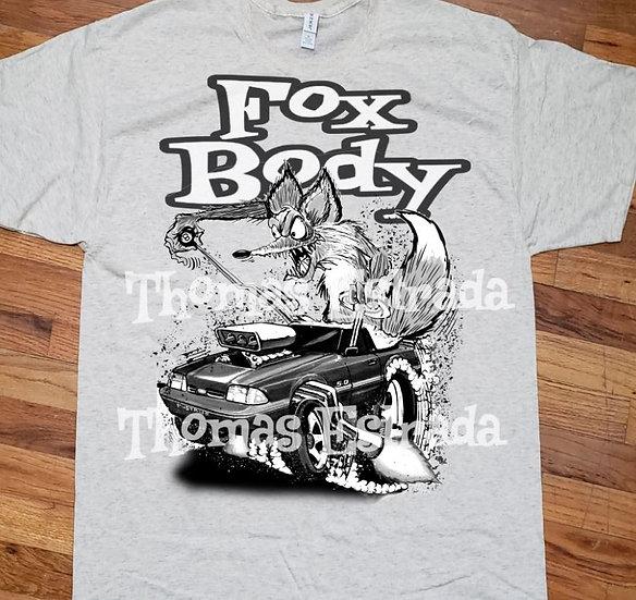 Fox Body Tee