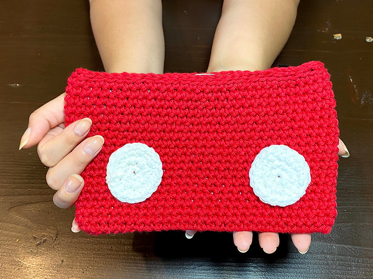 Makeup Pouch Mickey