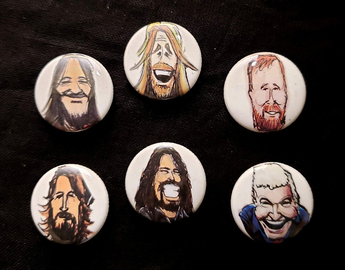 6 Pack FF Buttons