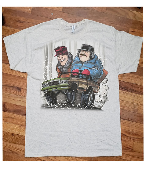 Planes, Trains and Automobiles Tee