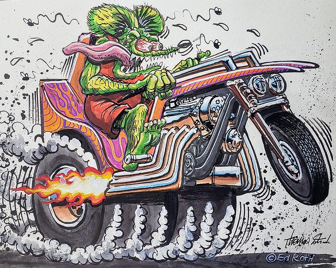 Stover Trike Print