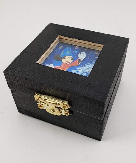 Mickey Window Trinket Box