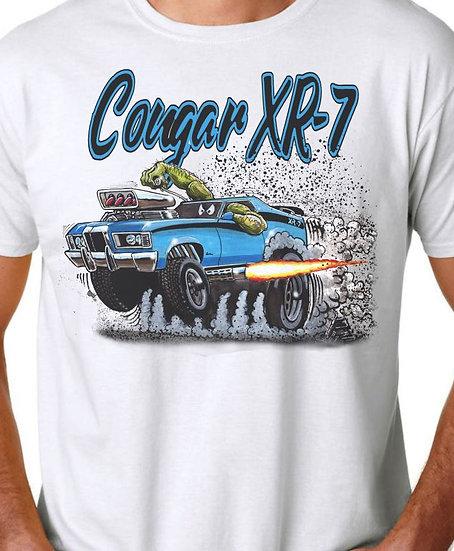 Cougar XR7 Tee