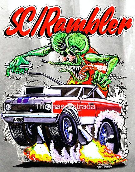 Sc/Rambler Print