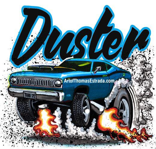 Duster Print