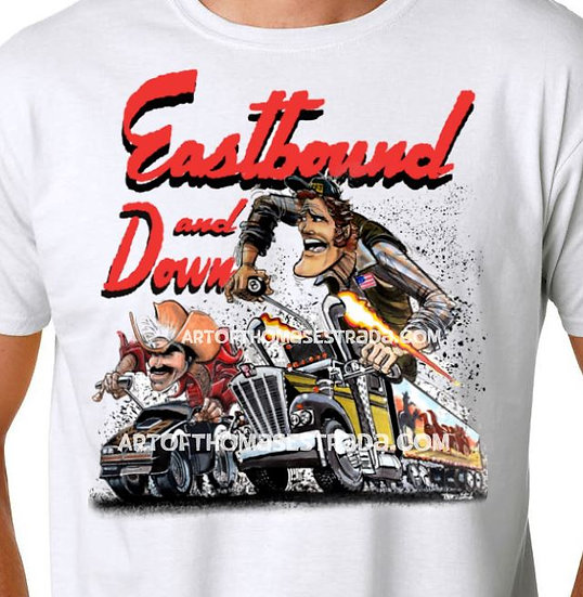 Eastbound and Down Tee