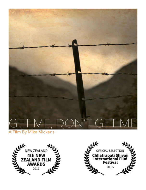 """""""Get Me..."""" selected for New Zealand Film Awards"""