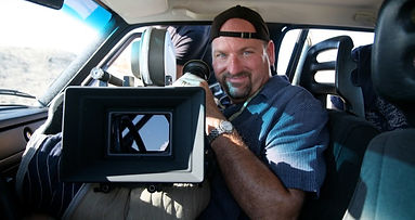 Cinematographer, Filmmaker Mike Mickens
