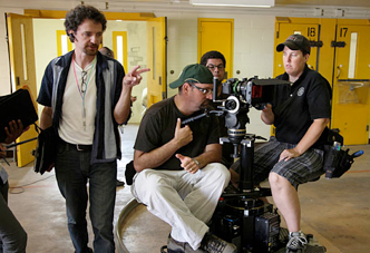 """First feature film shot on a DSLR: """"Rejouer"""
