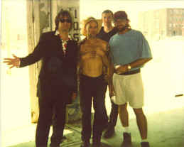 With REM in DTLA