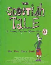 """Poster for """"The Scottish Tale"""""""