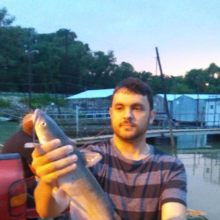 Tyler Catfish at the dock.jpg