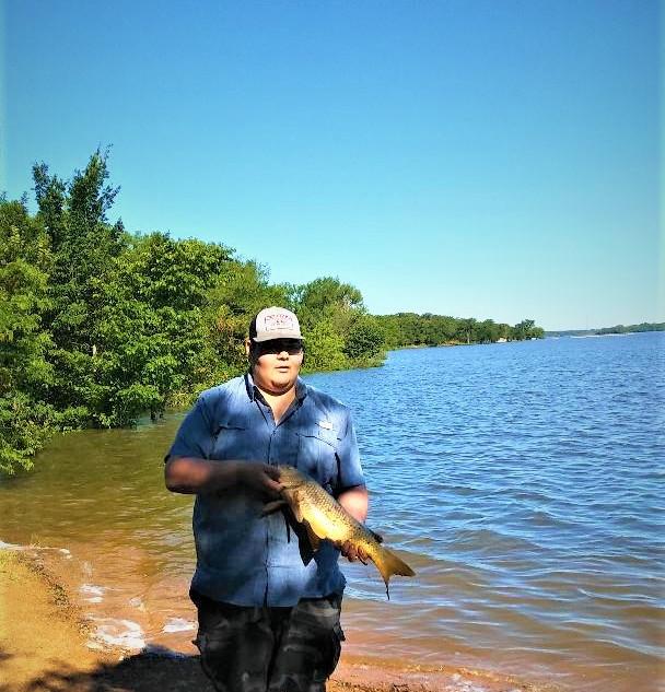 Johnny surprize catch 5.5lb Carp using s