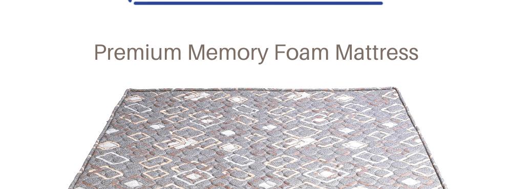 Premium Memory Foam Mattress