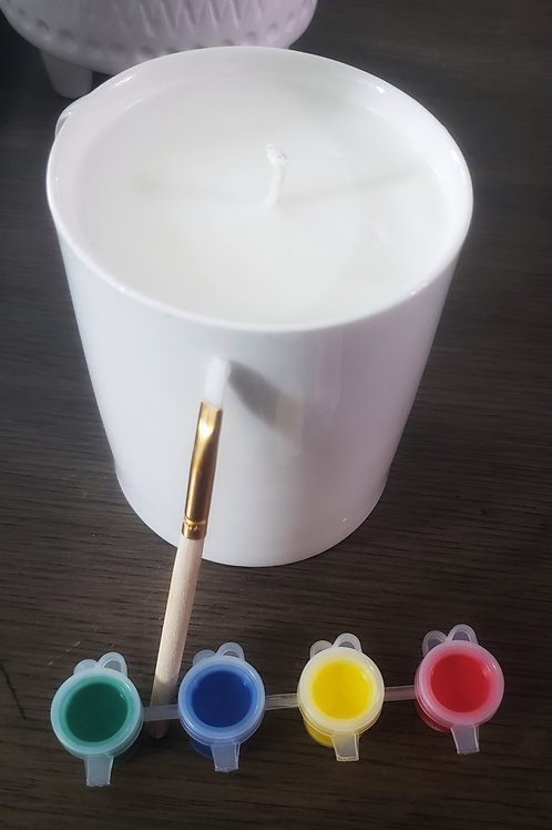Mother's Day Mug Candle