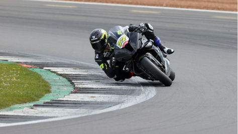 KYLE RYDE LEADS IN TESTING