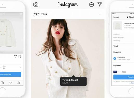 Lo nuevo en Instagram: Instagram Shop