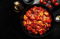 fresh-cooked-italian-ravioli-with-sauce-
