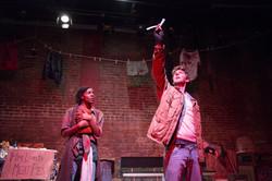 Sweeney Todd - Exit Theatre