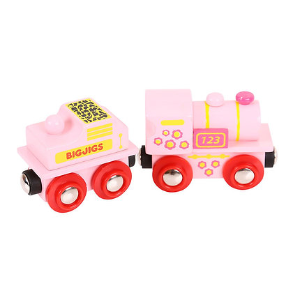 123 Pink Engine