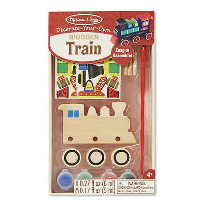 Create-a-Craft: Wooden Train