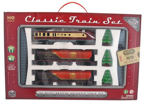 Classic Train Set (20pc)