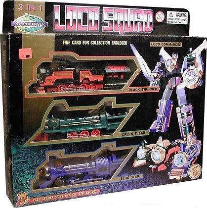 Loco Squad Transformer