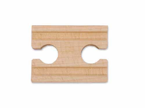 "2"" Wooden Straight Track: Female-Female"