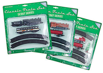 Mini Classic Train Set