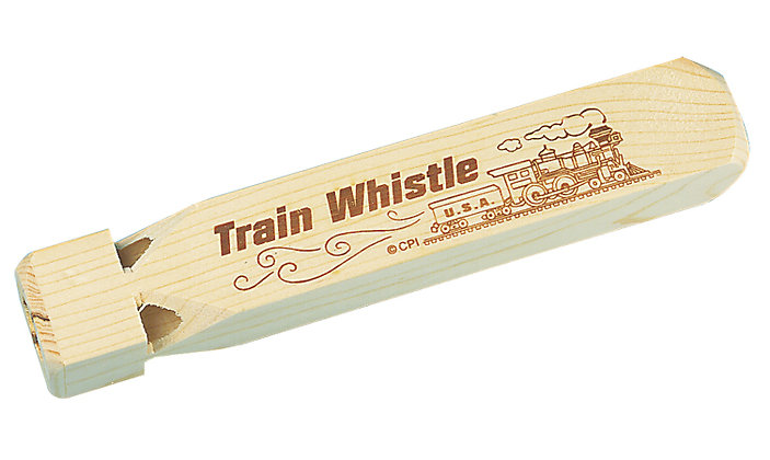 Wooden Whistle (4-Tone)
