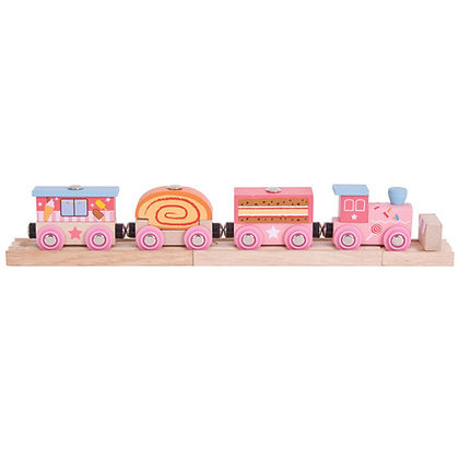 Candy Pink Train