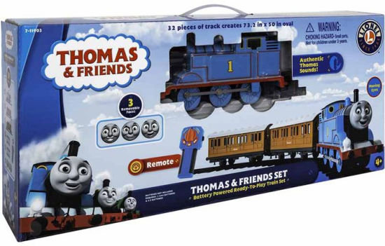 Lionel Thomas Ready-To-Play Set