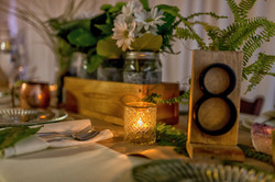 Table Setting Close-Up